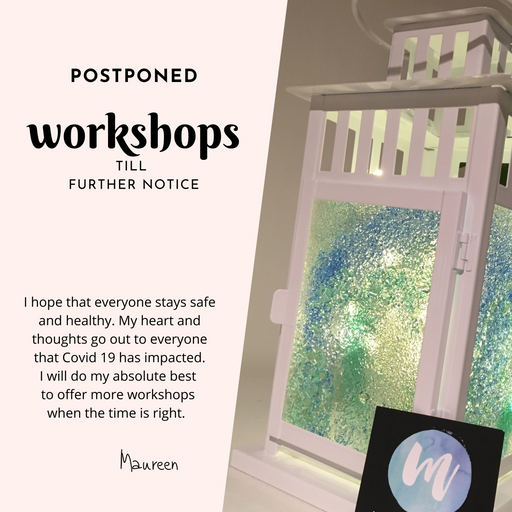 Glass Fusion Lantern Workshop