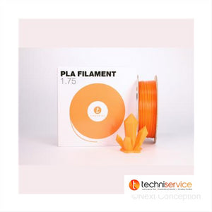FSSSunset Tinkerine 1.75mm Pastel Orange PLA Filament
