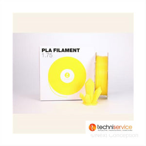 FSSSunrise Tinkerine 1.75mm Pastel Yellow PLA Filament