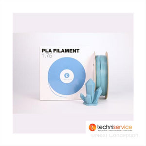 FSSClear Sky Tinkerine 1.75mm Pastel Blue PLA Filament