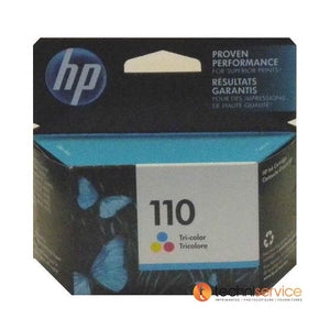 CB304AN#140 HP #110 TRICOLOR VIVERA INK CARTRIDGE