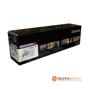 C925H2MG LEXMARK C925 MAGENTA HIGH YIELD TONER CARTRIDGE