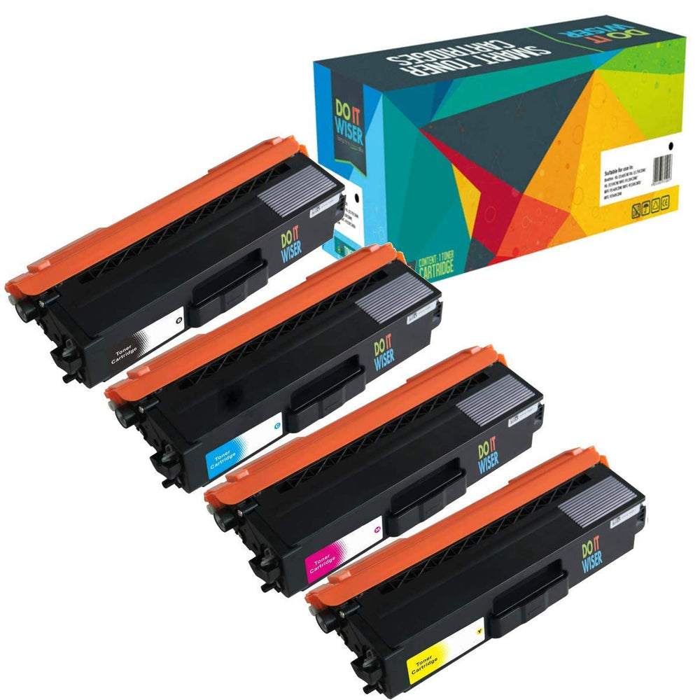 Brother MFC L8600CDW Toner Set a Haut Capacite
