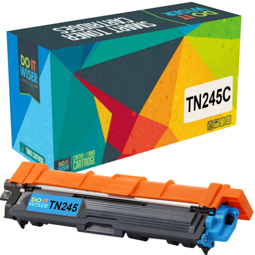Brother TN 245 Toner Cyan