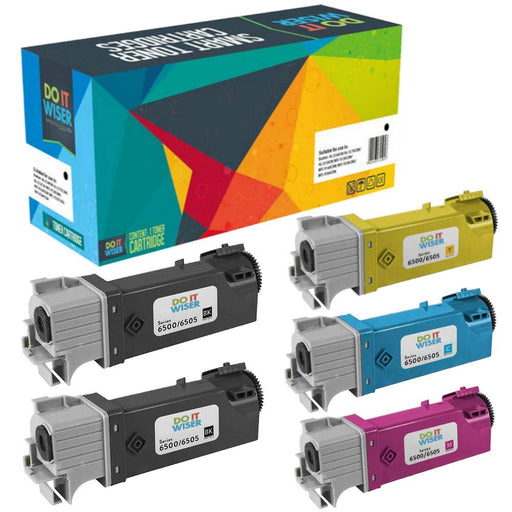Xerox WorkCentre 6505DN Toner 5pack