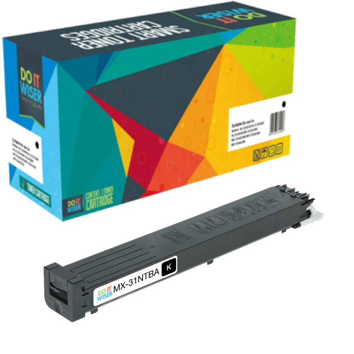 Sharp MX 31GT Toner Noir a Haut Capacite