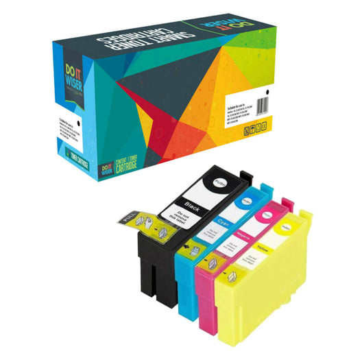 Epson WorkForce Pro WF 4740dtwf Encre Set a Haut Capacite