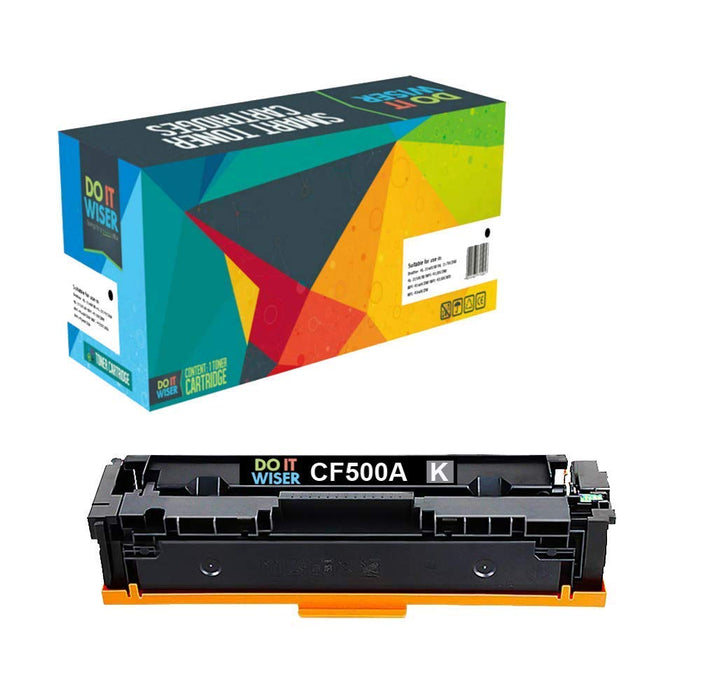 Compatible HP Color LaserJet Pro M281fdn Cartouche de Toner Noir par Do it Wiser