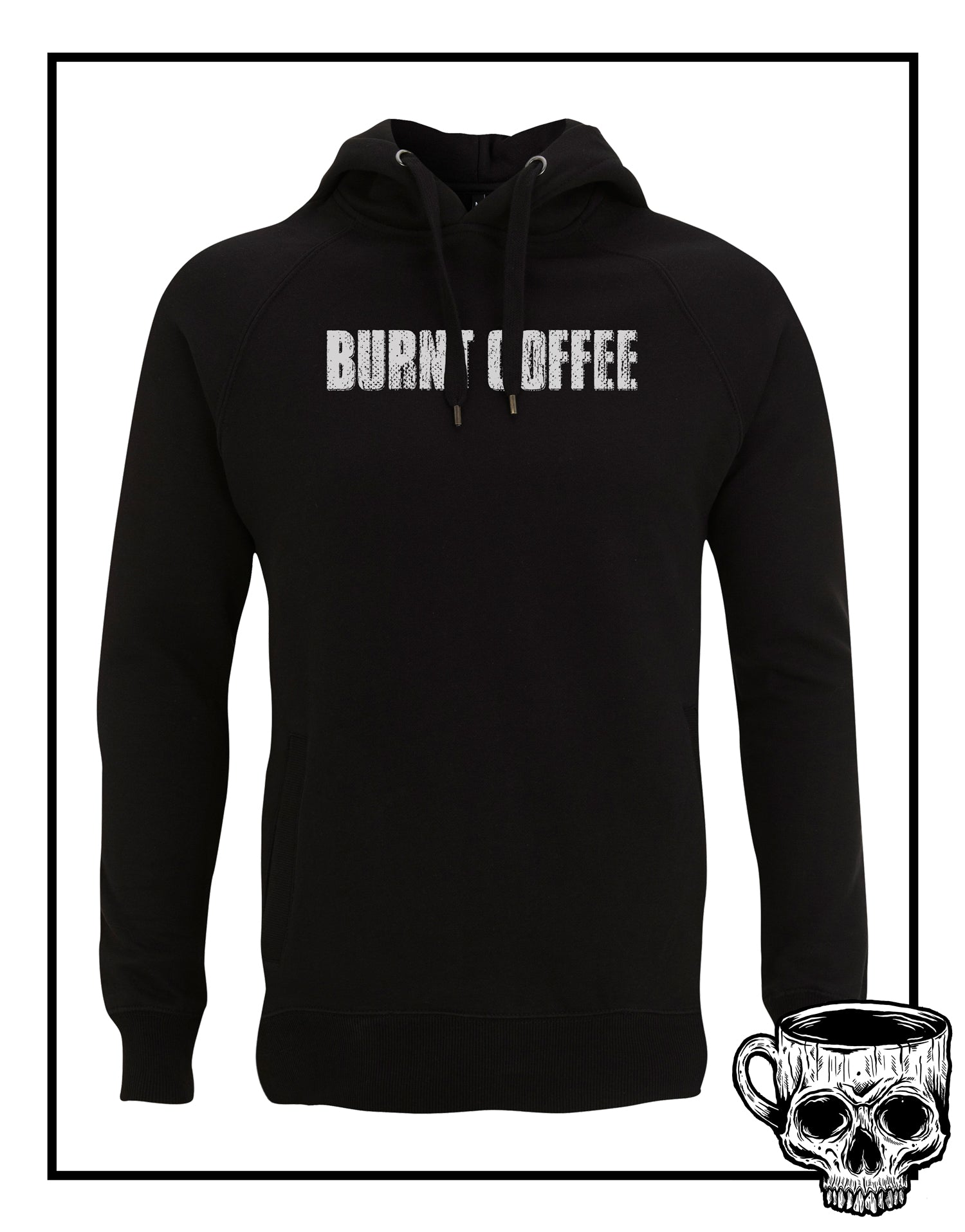 Burnt Coffee Hoodie - Burnt Coffee Clothing