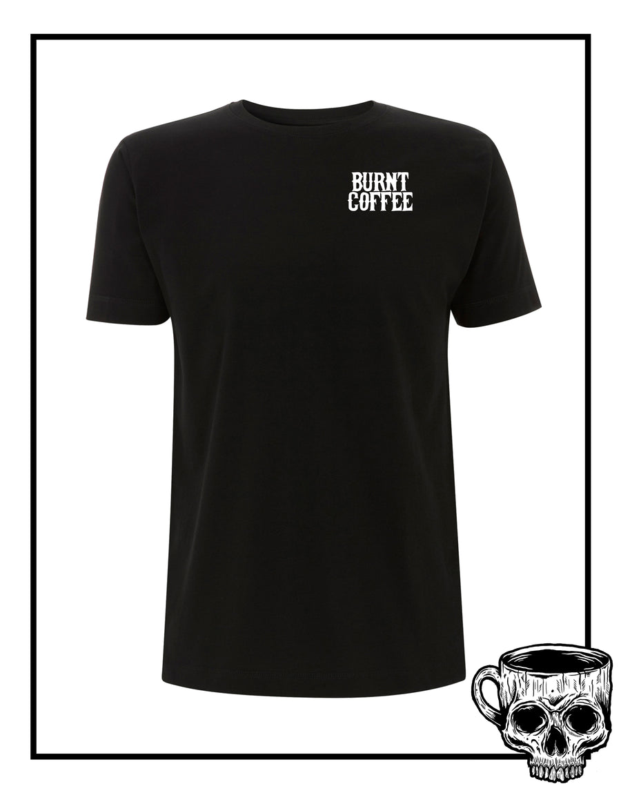 Bright Nights Dark Days T-Shirt - Burnt Coffee Clothing