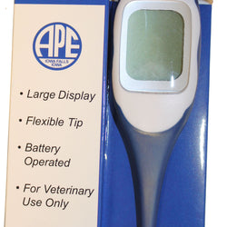 Large Display Digital Thermometer F Only