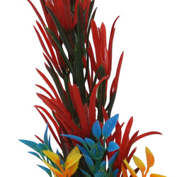 Color Burst Florals Large Brush Plant