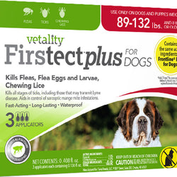 Vetality Firstect Plus For Dogs