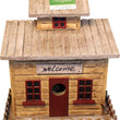 Songbird Beach Cottage Bird House
