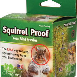 Squirrel Proof Spring 1