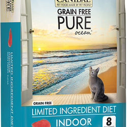 Canidae Pure Ocean Indoor Formula Dry Cat Food
