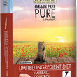 Canidae Pure Control Hairball Formula Dry Cat Food