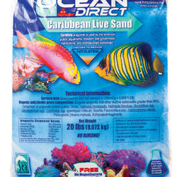 Ocean Direct Original Grade Natural Live Sand