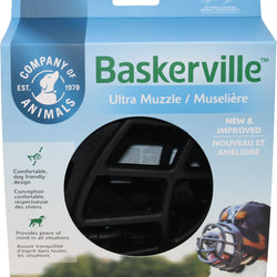 Baskerville Ultra Moldable Muzzle