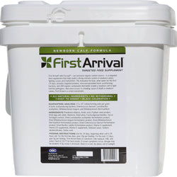 First Arrival Targeted Feed Supplement For Calf
