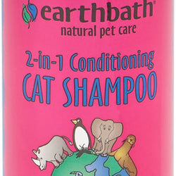 Earthbath Cat 2in1 Conditioning Shampoo