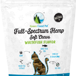 Full-spectrum Hemp Soft Chews For Cats