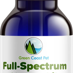 Full-spectrum Hemp Oil For Cats