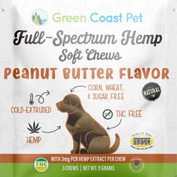 Trial-size Full-spectrum Soft Chews For Dogs