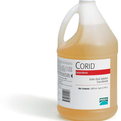 Corid 9.6% Oral Solution For Calves