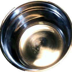 Stainless Steel Cage Crock Bowl With Bracket