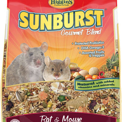 Sunburst Gourmet Blend For Rat/mouse