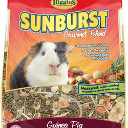Sunburst Gourmet Blend For Guinea Pigs