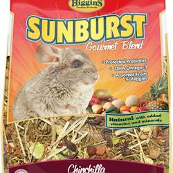 Sunburst Gourmet Blend For Chinchillas