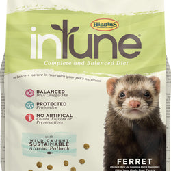 Intune Complete And Balanced Diet For Ferrets