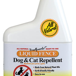 Liquid Fence Dog & Cat Repellent