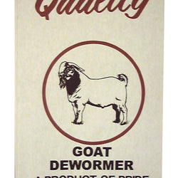 Positive Pellet Medicated Goat Dewormer