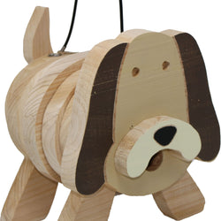 Welliver Outdoors Stacks Dog Bird House