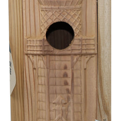 Welliver Outdoors Carved Lighthouse Bluebird House