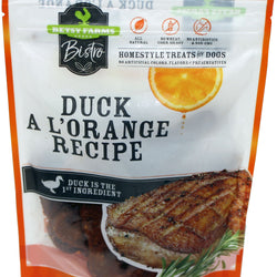 Betsy Farms Bistro Duck A L'orange Recipe