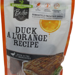 Betsy Farms Bistro Duck Al'orange Recipe