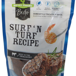 Betsy Farms Bistro Surf 'n Turf Recipe