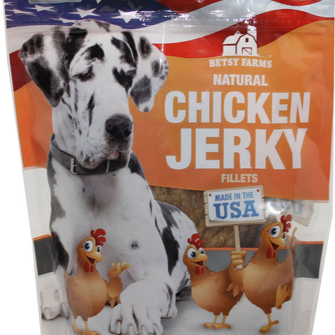 Betsy Farms Jerky Dog Treats