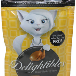 Delightibles Center-filled Cat Treats