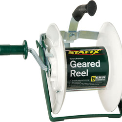 Stafix Geared Fence Reel