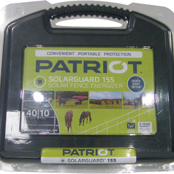 Patriot Solarguard Fence Energizer