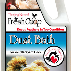Dust Bath For Poultry 6lb