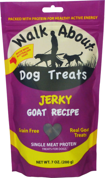 Walk About Grain Free Dog Jerky