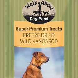 Walkabout Freeze Dried Dog Treats