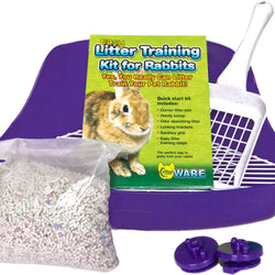 Litter Training Kit For Rabbits