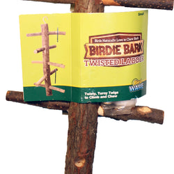 Birdie Bark Twisted Ladder